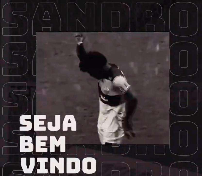 Sandro, zagueiro (Brusque)