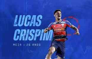 Lucas Crispim, meia (Fortaleza)